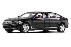 BMW G12 7-SERIES 760I LIMOUSINE 2020 BLACK *БМВ БИМЕР БУМЕР