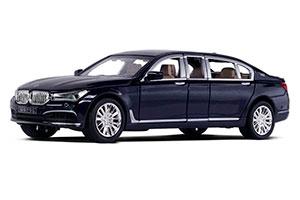 BMW G12 7-SERIES 760I LIMOUSINE 2020 BLUE METALLIC *БМВ БИМЕР БУМЕР