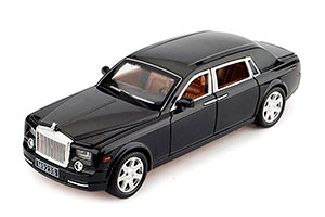 ROLLS-ROYCE PHANTOM 2018 BLACK *РОЛЛС РОЙС РОЛС РОЙСЕ ROLS ROIS