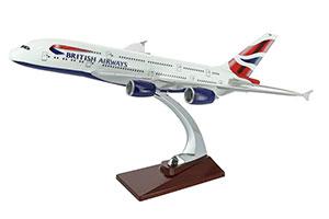AIRBUS A380 BRITISH AIRWAYS ENGLAND 2019 LENGTH MODEL 34 CM | МОДЕЛЬ САМОЛЕТА АЭРОБУС А380 BRITISH AIRWAYS АНГЛИЯ ДЛИНА МОДЕЛИ 34 СМ *ЭЙРБАС АЭРОБУС АИРОБУС