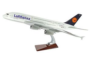AIRBUS A380 LUFTHANSA 2019 LENGTH MODEL 45 CM | МОДЕЛЬ САМОЛЕТА АЭРОБУС А380 LUFTHANSA ДЛИНА МОДЕЛИ 45 СМ *ЭЙРБАС АЭРОБУС АИРОБУС