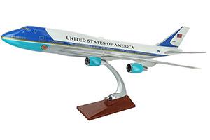 BOEING 747 BOARD # 1 US PRESIDENT 2019 LENGTH MODEL 46 CM | МОДЕЛЬ САМОЛЕТА БОИНГ 747 БОРТ #1 ПРЕЗИДЕНТА США ДЛИНА МОДЕЛИ 46 СМ *БОИНГ