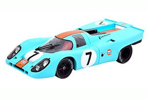 PORSCHE 917K #7 WINNER 1000KM MONZA 1971 GULF RODRIGUEZ/KINNUNEN