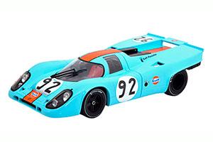 PORSCHE 917K #92 CAN-AM WATKINS GLEN 1971 GULF VAN LENNEP
