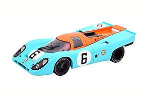 PORSCHE 917K #6 CAN-AM WATKINS GLEN 1970 GULF REDMAN