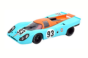 PORSCHE 917K #93 6H WATKINS GLEN 1971 GULF BELL
