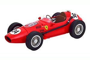FERRARI DI#246 GP MONACO 1958 MUSSO