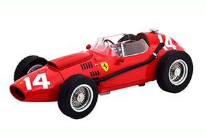 FERRARI DI#246 F1 GP MONACO WORLD CHAMPION 1958 HAWTHORN
