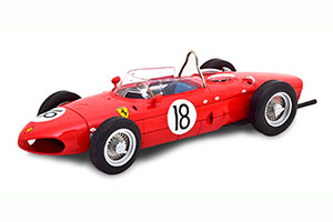 FERRARI 156 SHARKNOSE GP FRANCE 1961 GINTHER