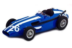 MASERATI 250 F GP ITALY 1957 GREGORY
