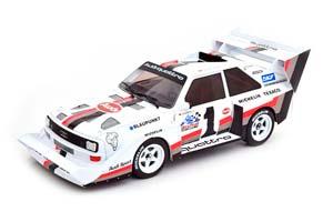 AUDI SPORT QUATTRO S1 WINNER PIKES PEAK ROHRL 1987