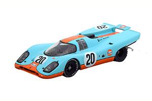PORSCHE 917 K #20 24H LE MANS 1970 GULF SIFFERT/REDMAN