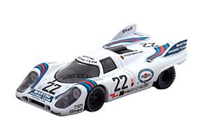 PORSCHE 917 K WINNER 24H LE MANS 1971 MARTINI LENNEP/MARKO