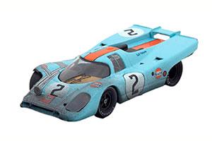 PORSCHE 917 K WINNER 24H DAYTONA 1971 GULF RODRIGUEZ/OLIVER