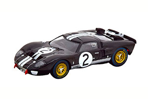 FORD GT40 MK 2 WINNER 24H LE MANS 1966 MCLAREN/AMON FROM THE MOVIE LE MANS 66