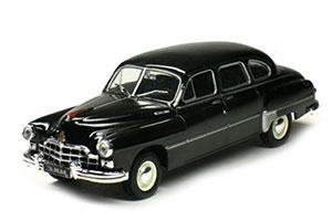 ZIM 12 GAZ GOVERNMENT (USSR RUSSIA CAR) 1955 BLACK | ЗИМ-12 ГАЗ АВТОЛЕГЕНДЫ СССР #03 (ТОЛЬКО МОДЕЛЬ) *ЗИМ