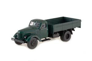 ZIS 150 (USSR RUSSIAN CAR) 1947-1957 DARK GREEN   ЗИС-150 АВТОЛЕГЕНДЫ СССР ГРУЗОВИКИ #16