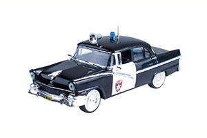 FORD FAIRLANE TOWN SEDAN 1956 POLICE CAR OF THE WORLD #1 | FORD FAIRLANE TOWN SEDAN 1956 ПОЛИЦЕЙСКИЕ МАШИНЫ МИРА #1