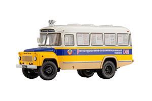 KAVZ 685 POLICE BUS (USSR RUSSIA) 1974 | КАВЗ 685 ПЕРЕДВИЖНОЙ РЕГ.-ЭКЗ. ПУНКТ ГАИ