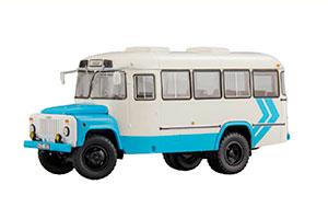 KAVZ 3270 (USSR RUSSIA)   КАВЗ 3270 БЕЛО/ГОЛУБОЙ