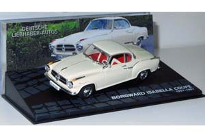 Borgward Isabella Coupe 1957