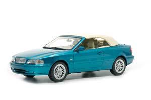 VOLVO C70 CONVERTIBLE 1996 BLUE
