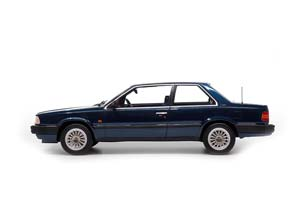 VOLVO 780 1986-1991 BLUE PEARL METALLIC: 299 PCS