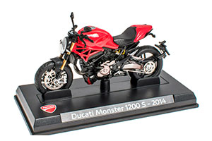DUCATI MONSTER 1200 S 2014 RED *ДУКАТИ
