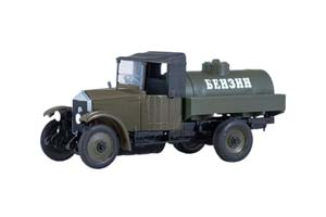 AMO-F15 FUEL TRUCK (USSR RUSSIAN) | АМО-Ф15 БЕНЗОВОЗ *АМО