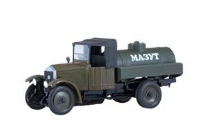 AMO-F15 FUEL MAZUT (USSR RUSSIAN TRUCK) | АМО-Ф15 МАЗУТ *АМО