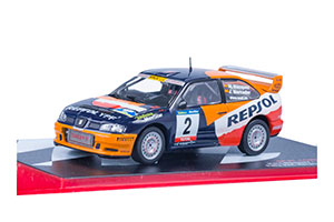 SEAT CORDOBA WRC #2 RALLY RAC NAVARRA DE TIERRA MARC BLAZQUEZ JORDI MERCADER 2001 *СИАТ СЕАТ СИТ