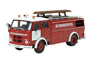 PEGASO COMET 1091 BOMBEROS BARCELONA FIRE BRIGADE 1960