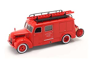 FORD F798T FIRE DEPARTMENT HAUT-RHIN RED *ФОРД ФОРТ