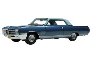 BUICK WILDCAT 1964 DIPLOMAT BLUE