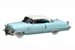 CADILLAC SERIES 62 SEDAN DE VILLE 1956 BLUE/WHITE
