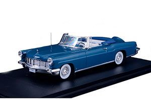 LINCOLN CONTINENTAL MARK II CONVERTIBLE (OPEN) 1956 BLUE *ЛИНКОЛЬН