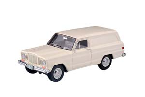 JEEP KAISER 4X4 PANEL DELIVERY 1962 CREAM