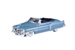 CADILLAC SERIES 62 CONVERTIBLE CORINTH (OPEN) 1951 BLUE *КАДИЛАК КАДИЛЛАК КЭДИ