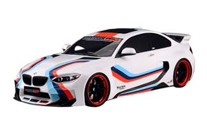 BMW M235 MTC BLACK SAILS WIDEBODY DARWINPRO 2015 WHITE *БМВ БИМЕР БУМЕР