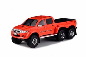 TOYOTA HILUX AT44 6X6 ARCTIC TRUCK 2014 ORANGE-RED