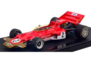 LOTUS 72C WELTMEISTER 1970 RINDT LIMITED EDITION 500 PCS.