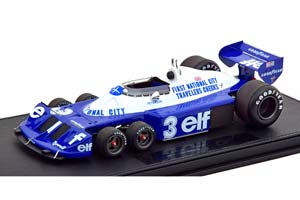 TYRRELL FORD P34 1977 PETERSON LIMITED EDITION 500 PCS