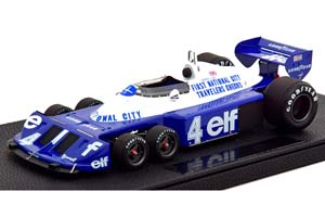 TYRRELL FORD P34 1977 DEPAILLER LIMITED EDITION 500 PCS.