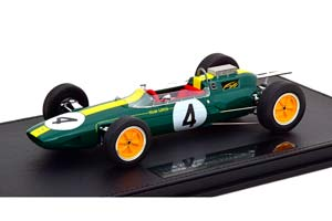 LOTUS CLIMAX TYP 25 WELTMEISTER 1963 CLARK LIMITED EDITION 500 PCS
