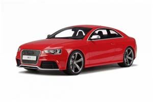 AUDI RS5 2012 RED