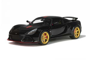 LOTUS EXIGE S3 LF1 2015 BLACK/RED/GOLDEN LIMITED EDITION 999 PCS.