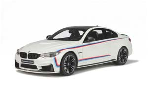BMW M4 M PERFORMANCE 2015 WHITE/CARBON