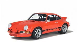 PORSCHE 911 2.8 RSR STREET 1973 RED
