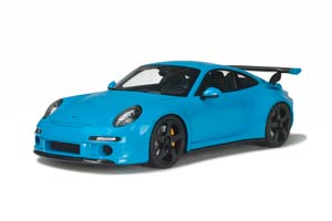 PORSCHE RUF 911 (991) RTR COUPE 2015 BLUE LIMITED EDITION 991 PCS.