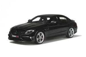 Mercedes Brabus 650 2017 Sedan Black Limited Edition 1500 pcs.